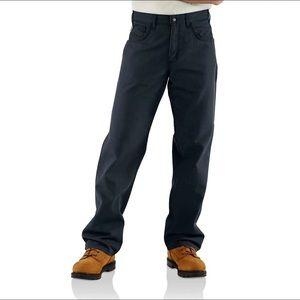 Carhartt Men's Original Loose Fit Pants, 38x32